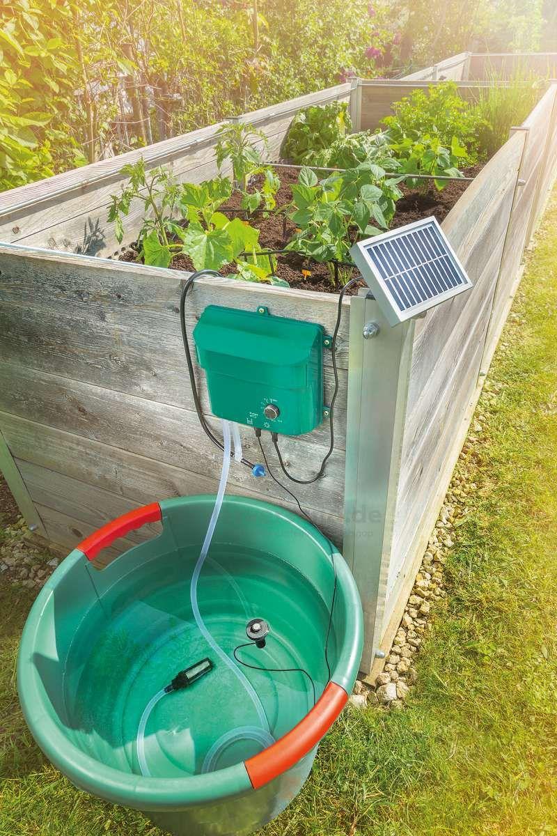 Solar Bewasserungsset Waterdrops Gewachshaus Bewasserung Bewasserung Garten Und Bepflanzung