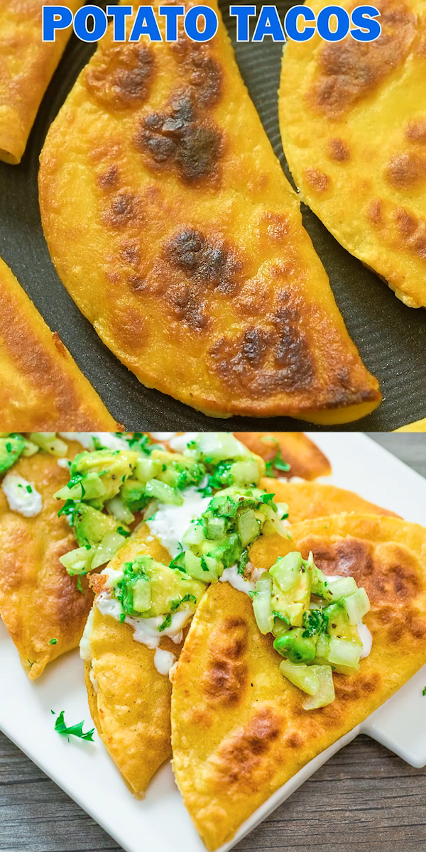 Potato Tacos images