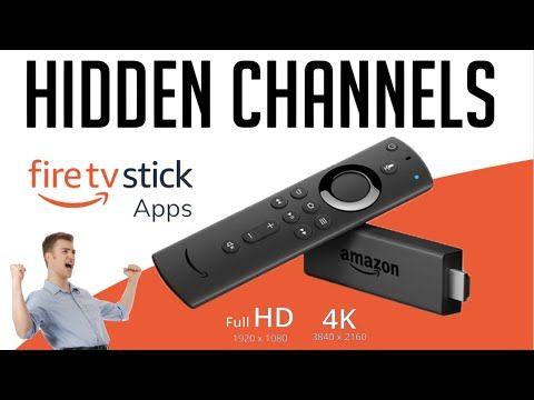 1,000+ HIDDEN HD & 4K CHANNELS FOR AMAZON FIRESTICK