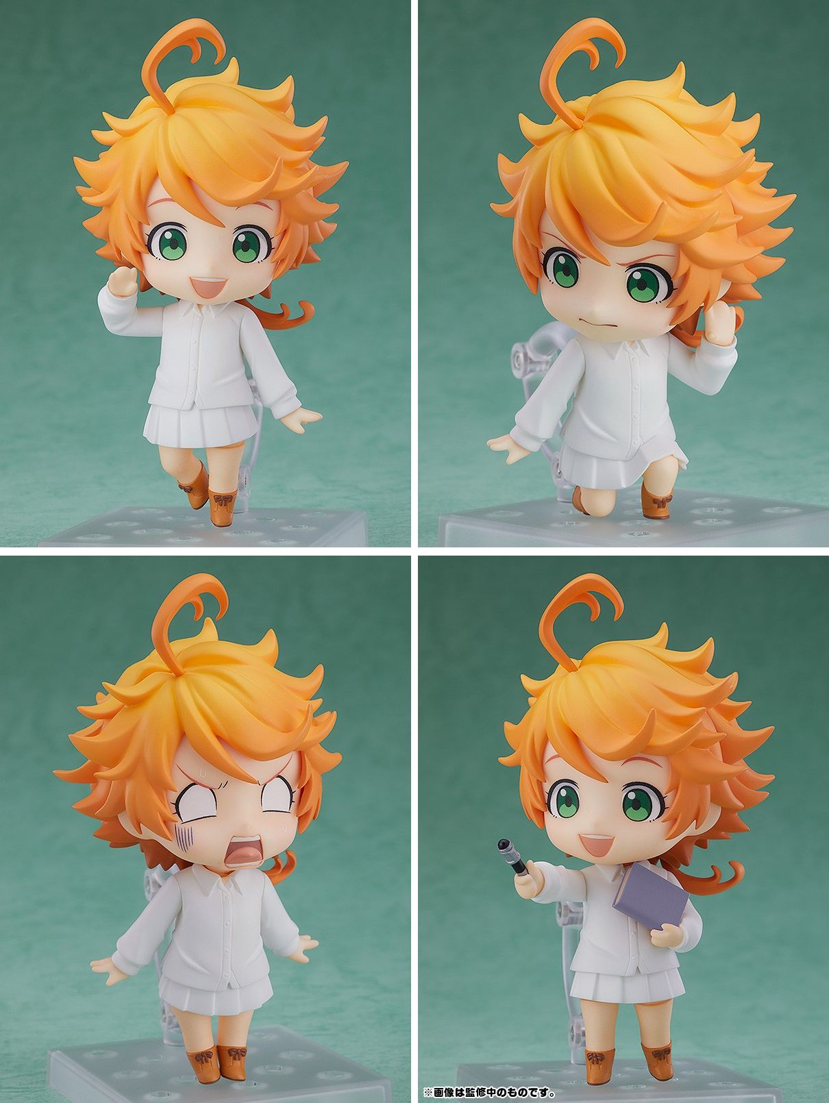 From The Hit 2019 Anime Series The Promised Neverland Yakusoku