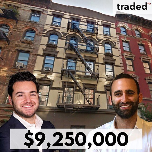 Market Street Village Apartments: SALE IMAGE: Sean Lefkovits And David Lloyd ADDRESS: 338