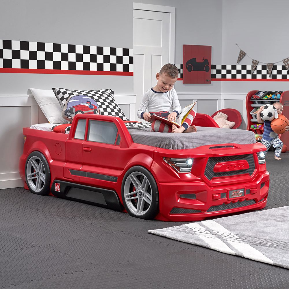 Turbocharged Twin Truck Bed Kids Car Bed Twin Car Bed Car Bed