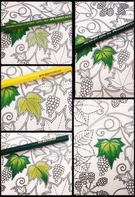 Shading   Art   Pinterest   Colored pencil techniques, Color pencil ...