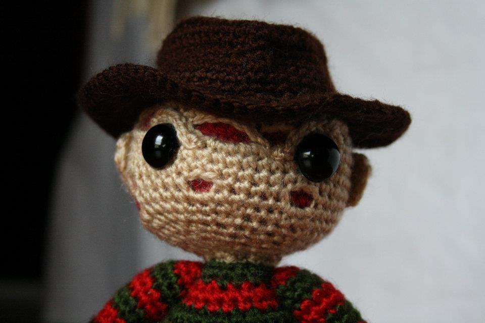 Geek Amigurumi Pattern : Monkey d luffy one piece amigurumi pdf pattern crochet