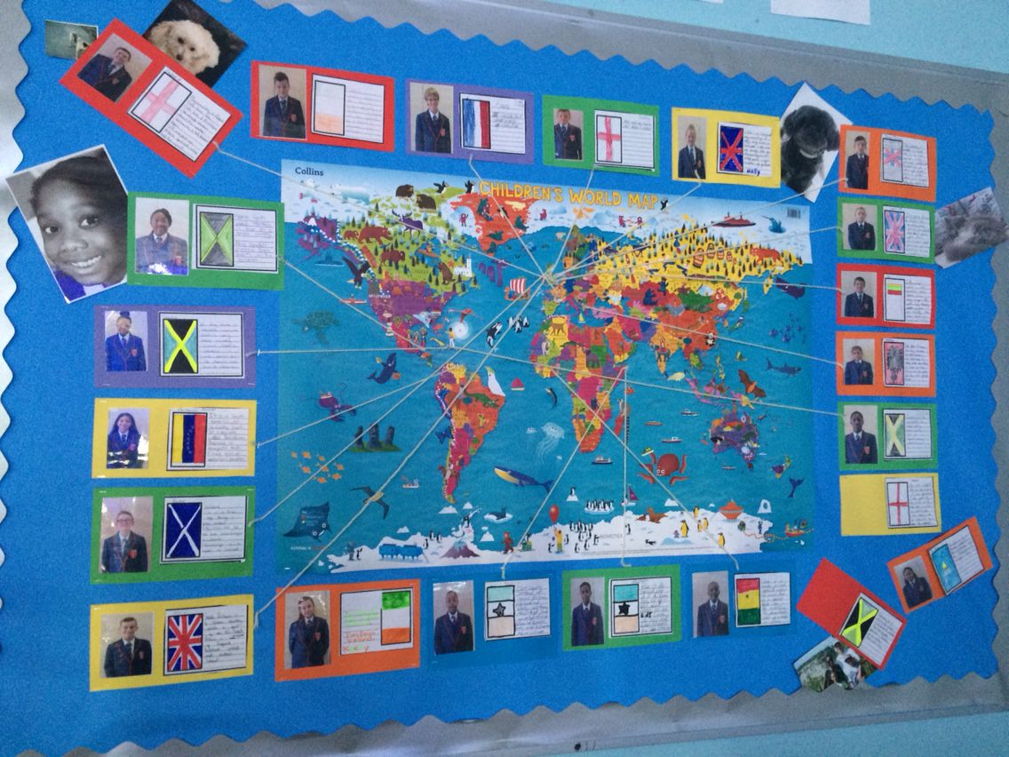 geography and history in primary school Primary school teachers must report annually to parents the results of assessments in history and geography the criteria are established nationally, but teachers construct their own test and select a description that best describes a child's progress.