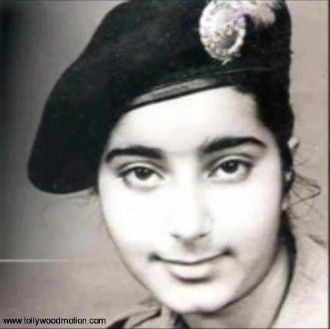 abb2896272d41 sushma-swaraj-in-16-year-old-her-ncc-days