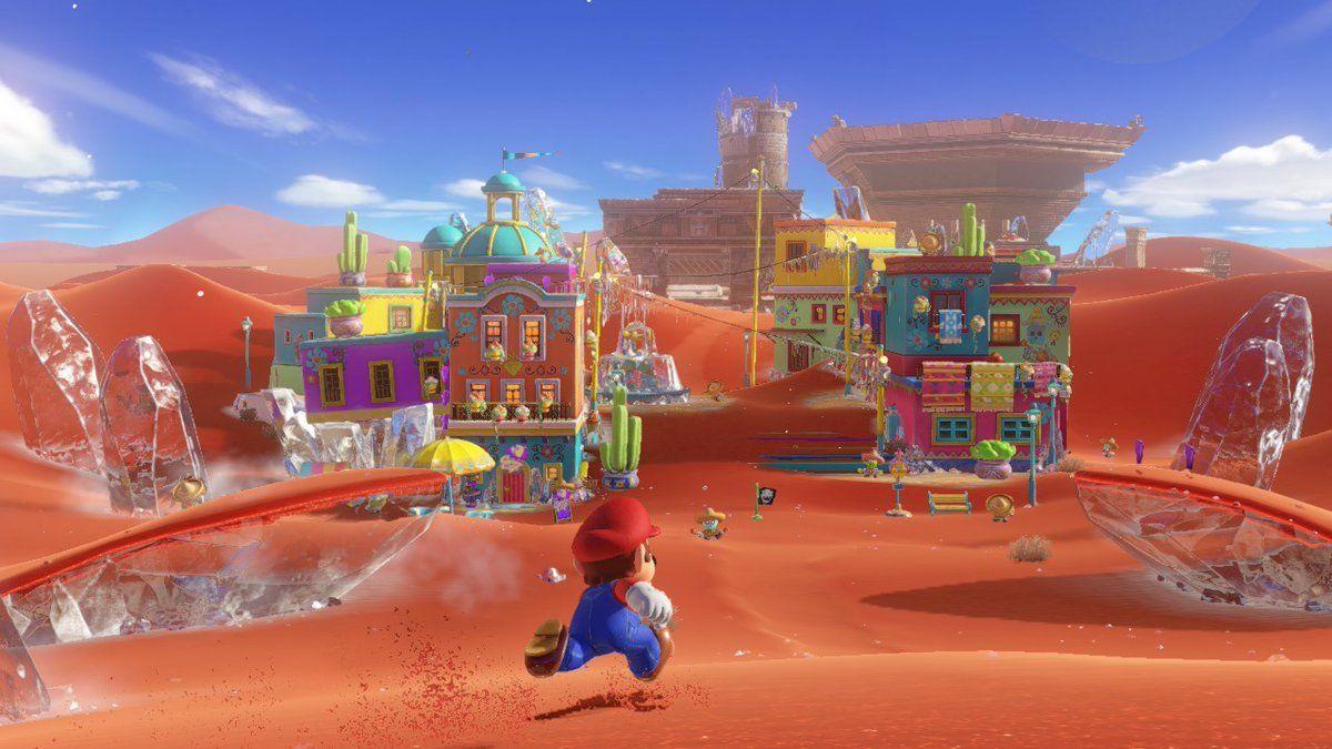 [Rumeur] Super Mario Odyssey en novembre sur Nintendo Switch - Nintendo-Town