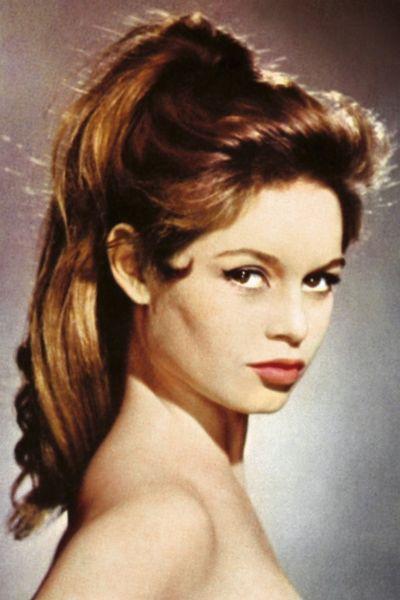Frisuren Der 50er Hair Pinterest Bardot