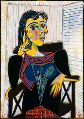 Museo Picasso Paris.Pablo Picasso Dora Marr 1937 Museo De Picasso Paris Art Wall In