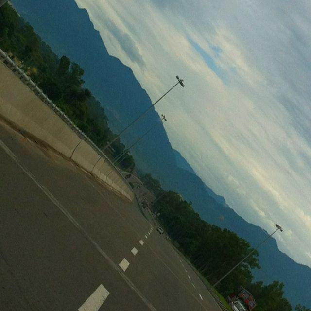 Himalyan expressway :)  On the way to Shimla,Himachal Pradesh,India