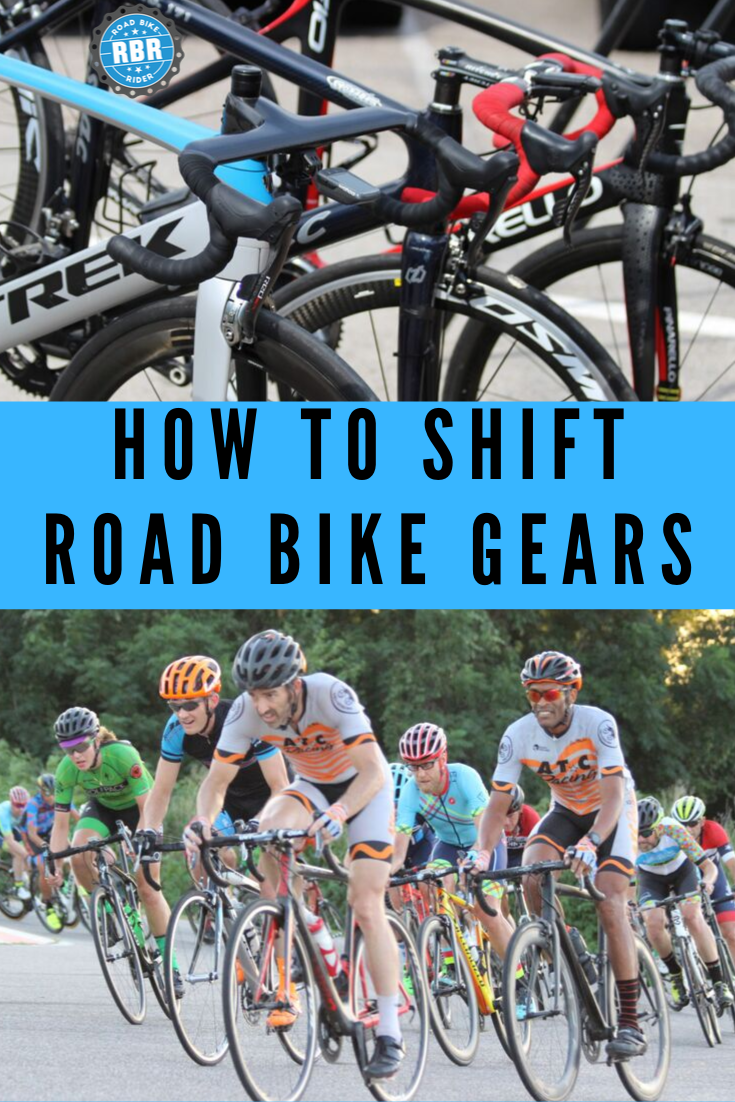 How To Shift Gears On A Road Bike Correctly With Images Bike