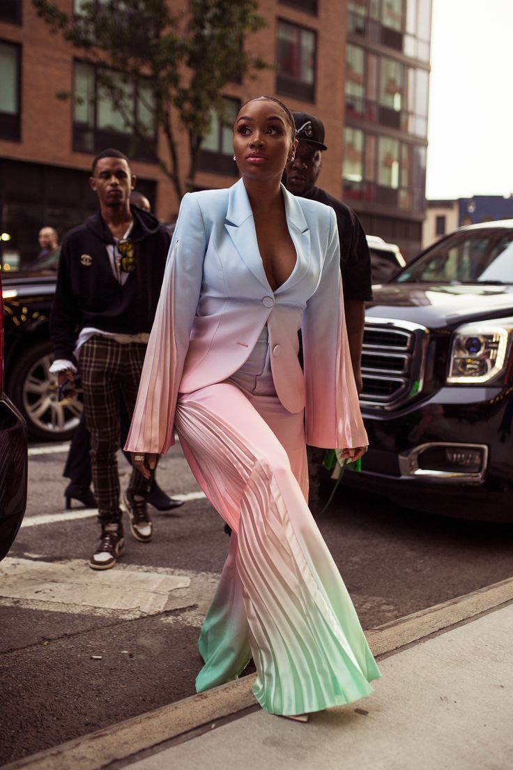 This Is How Black Creatives Slay New York Fashion Week – Street Chic Style