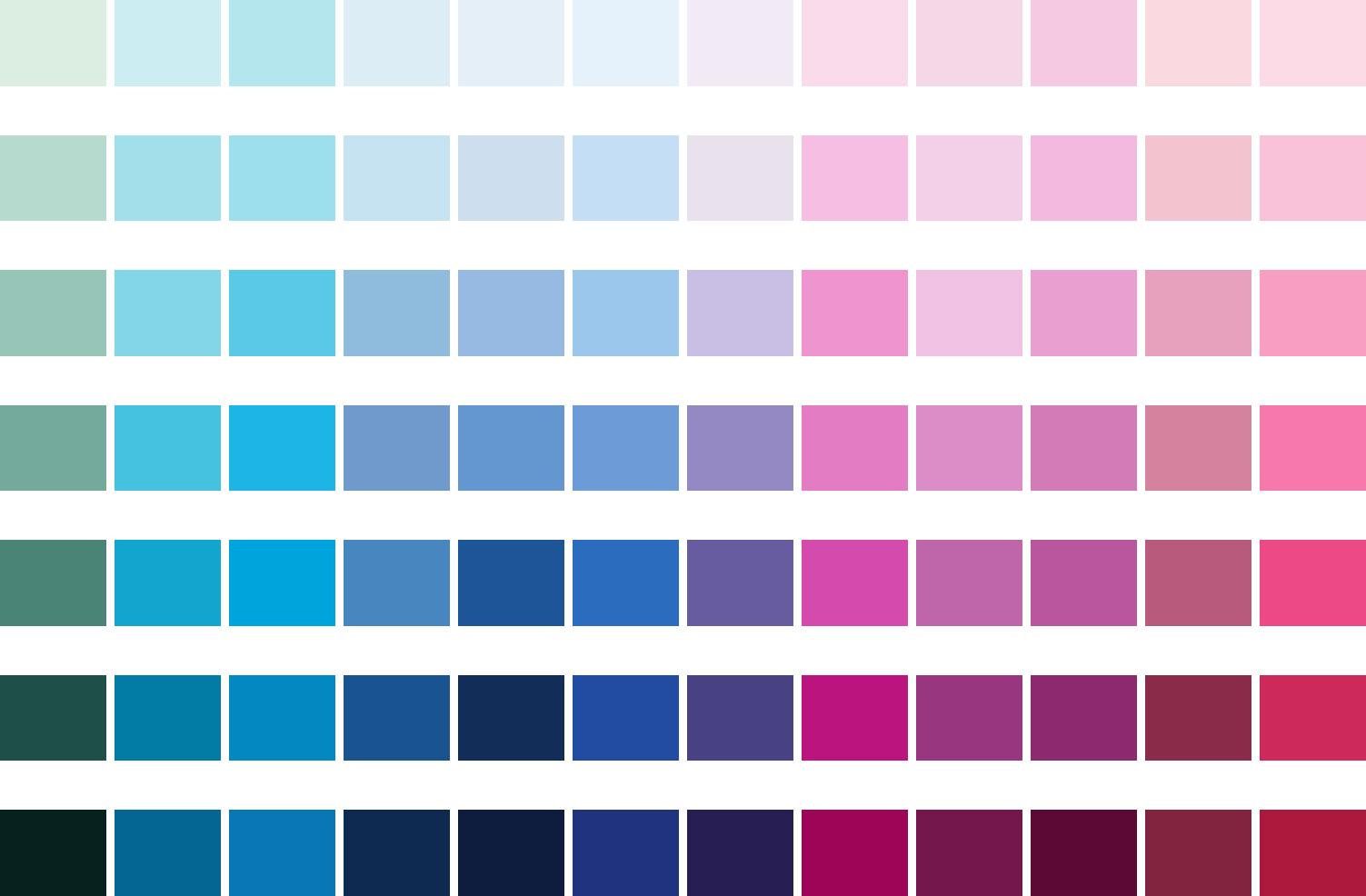 PANTONE Color Bridge CMYK PC | COLOR ANALYSIS | Pinterest | Pantone ...