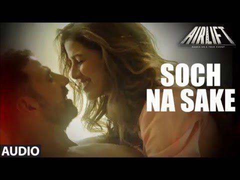 Soch Na Sake Original Karaoke With Lyrics Airlift Youtube Karaoke Couple Dance Songs Songs