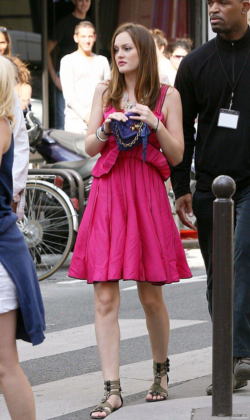 Fashion icons: Blair Waldorf   Moda de invierno, Damas y Invierno