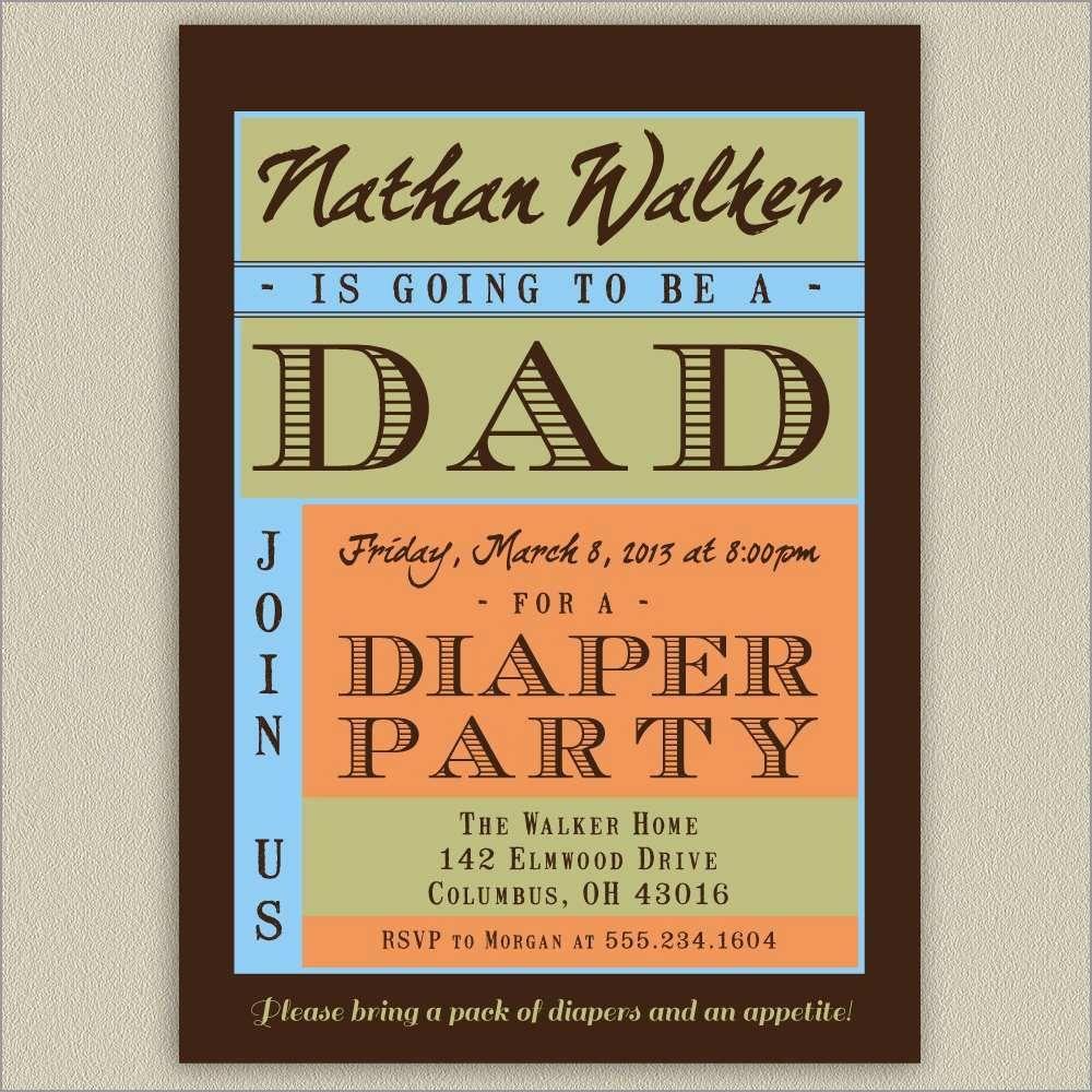 Diaper Drive Flyer Template Fresh Free Printable Diaper ...