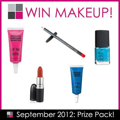 September 2012 contest prize!!!  One lucky winner is getting ALL this!