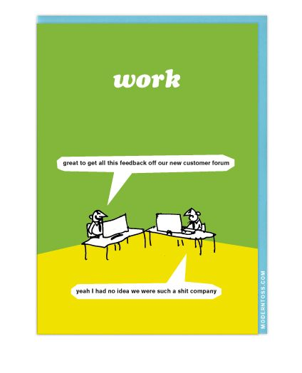 Modern Toss Work on Pinterest | Desk Calendars, Happy Weekend and ...