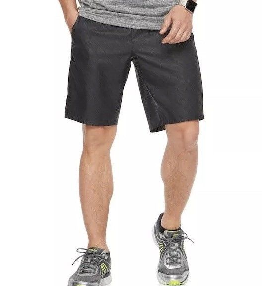7c8eabddd07c Fila Sports Men s Daily Woven Gray Shorts Size Extra Large ...