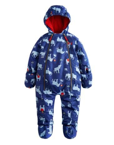 cbf1acefb Joules Baby Boys Waterproof Snowsuit