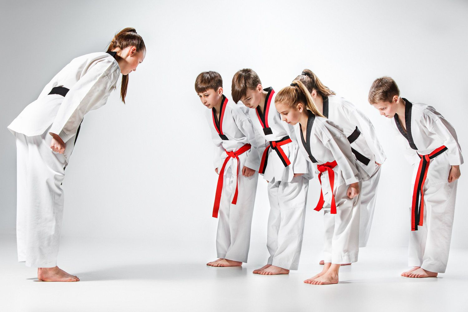 Agape black belt center is dedicated to a trinity of core
