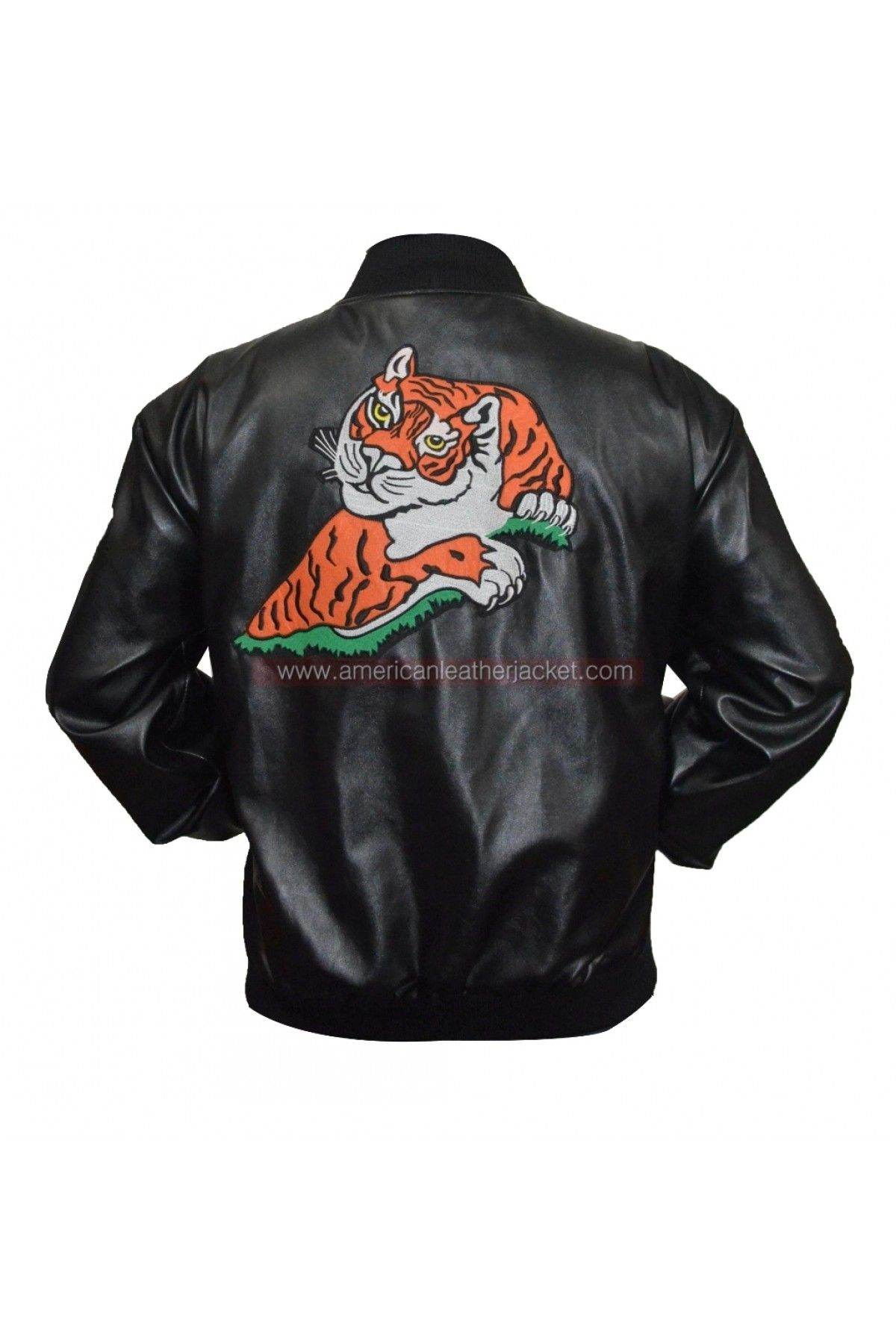 Rocky Ii Tiger Rocky Balboa Leather Jacket Rocky Ii Leather Jacket Rocky Balboa [ 1800 x 1200 Pixel ]