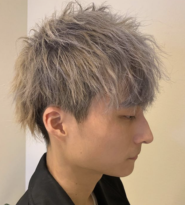 Lee天神橋店 冬 髪型 ハンサムショート 髪 色