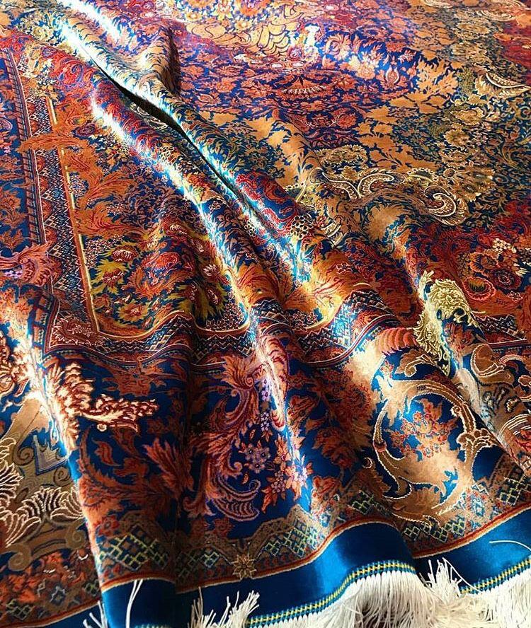 Pin By Art N Fann On Illumination Geometric Pattern Persian Rug Designs Persian Carpet Antique Persian Carpet