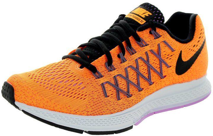 Nike Women's Pegasus 32 - HYPER VIOLET/GMM BL-WHITE-BLK (9.5)