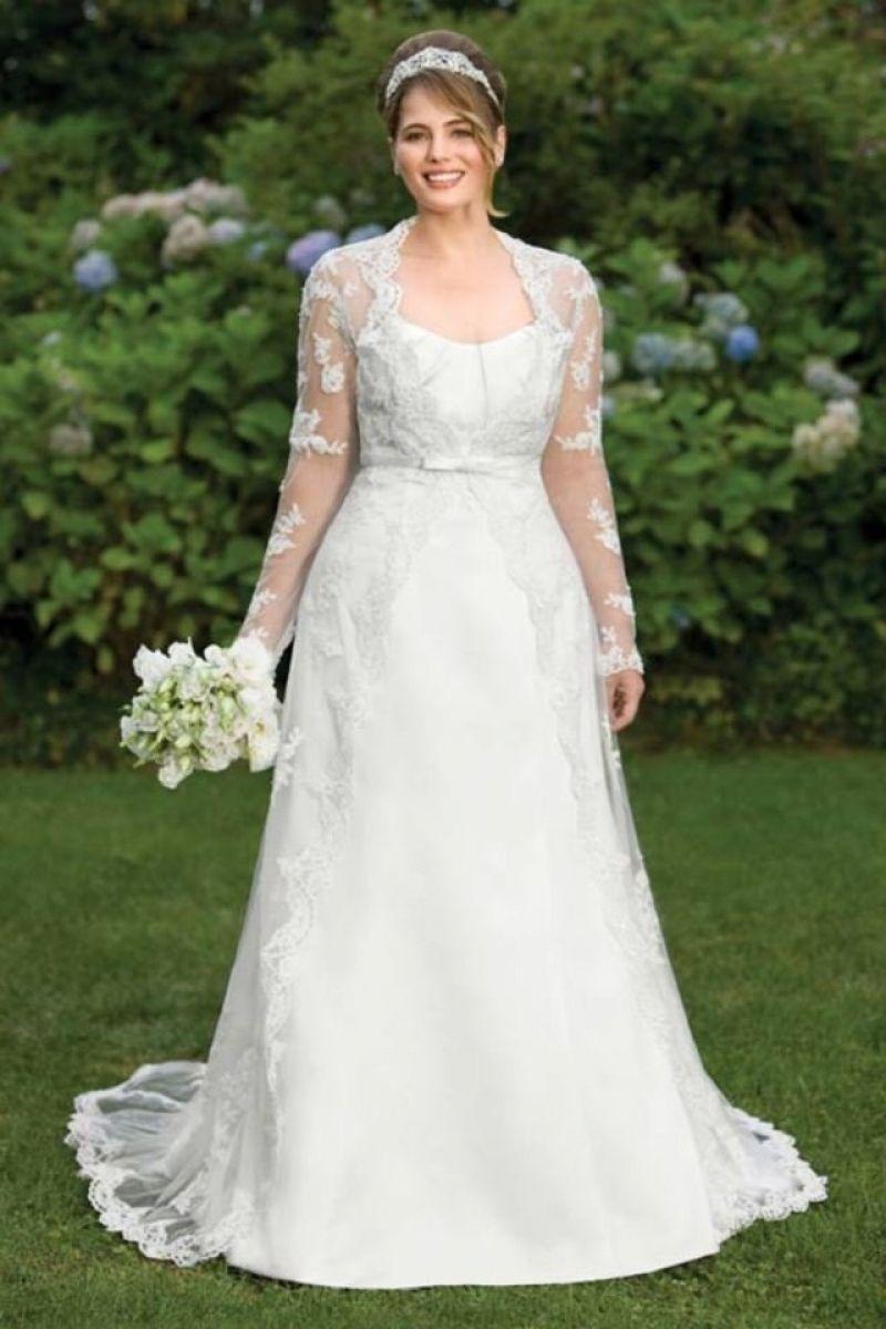 Famousipod Berbagi Informasi Tentang Pertanian Plus Size Bridal Dresses Plus Size Wedding Dresses With Sleeves Best Wedding Dresses