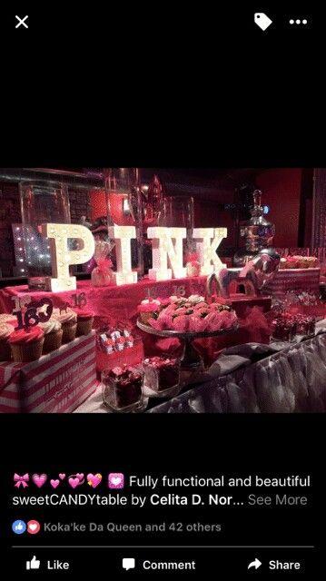 Instagram Tinyyyy Birthday Bitchhh Pinterest Sweet 16 Pink