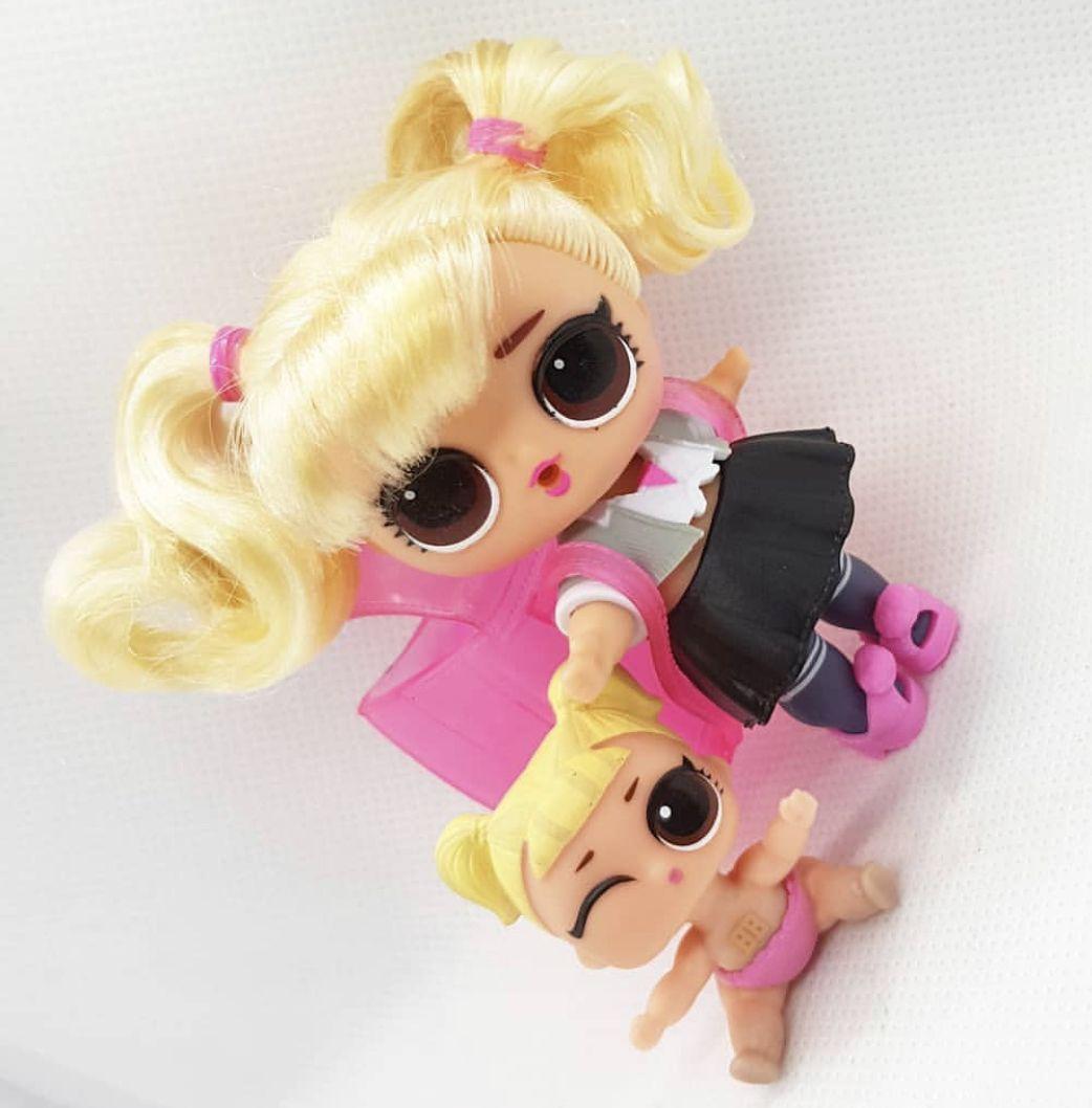 Lol Surprise Dolls lil oops baby lil sis eye spy series 4 kids toys gifts mini