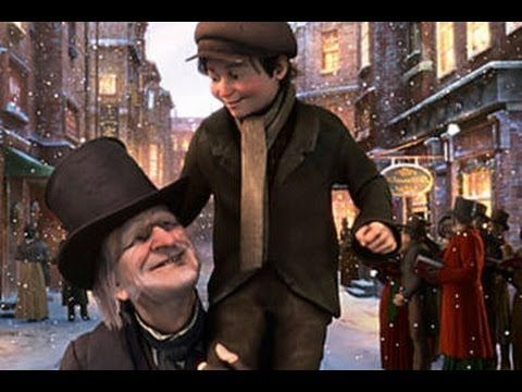 Andrea Bocelli God Bless Us Everyone A Christmas Carol 2009 Christmas Carol Disney Christmas Movies Christmas Movies