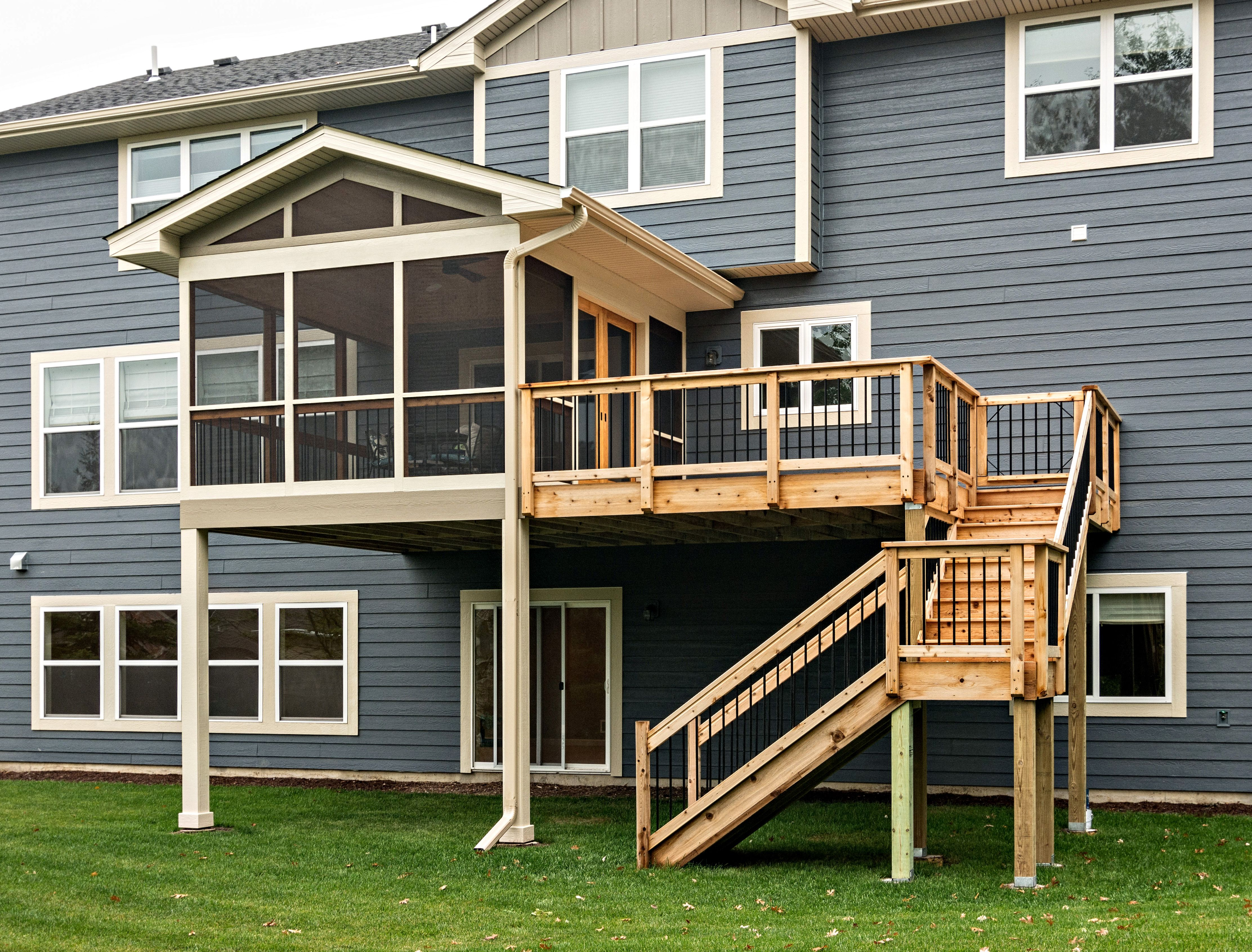 3 Season Porch And Deck Beautiful Space To Enjoy The