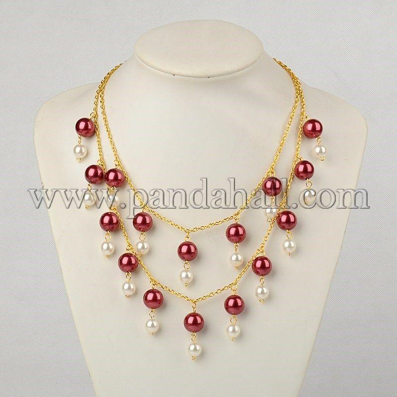 aa63051f4cec collares con cadenas y perlas - Buscar con Google
