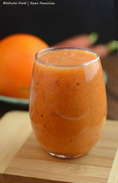 One good immune boosting smoothie for cold days