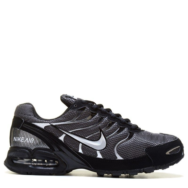 Nike Men s Air Max Torch 4 Running Shoes Anthracite Silver