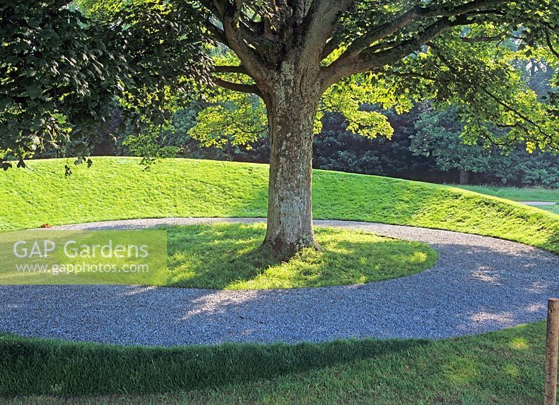 Image result for small garden grassed mounds | Small ...