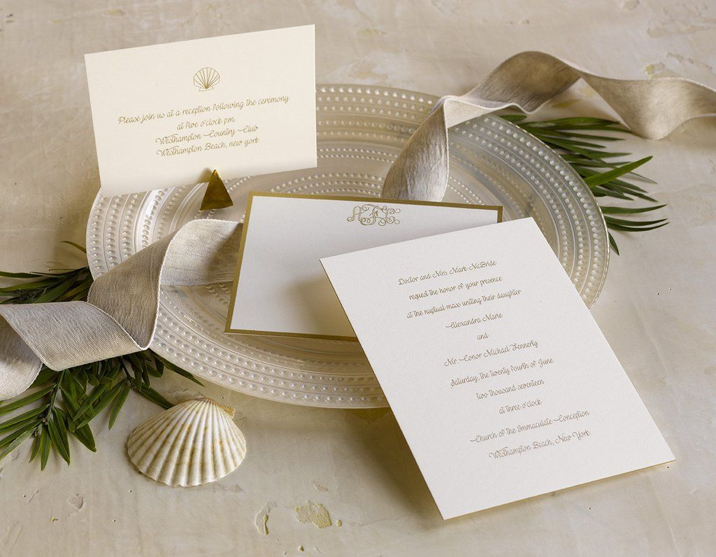 Alex And Conor Wedding Invitation By Pickett S Press Available With
