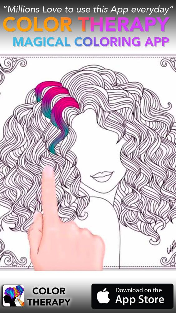Pin de Color Therapy App en App Store Pins | Pinterest