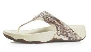 bba13cac10a0 Fitflop Walkstar 3 snake skin flip flops women multicolor selections   FIT2013071030  -  68.00