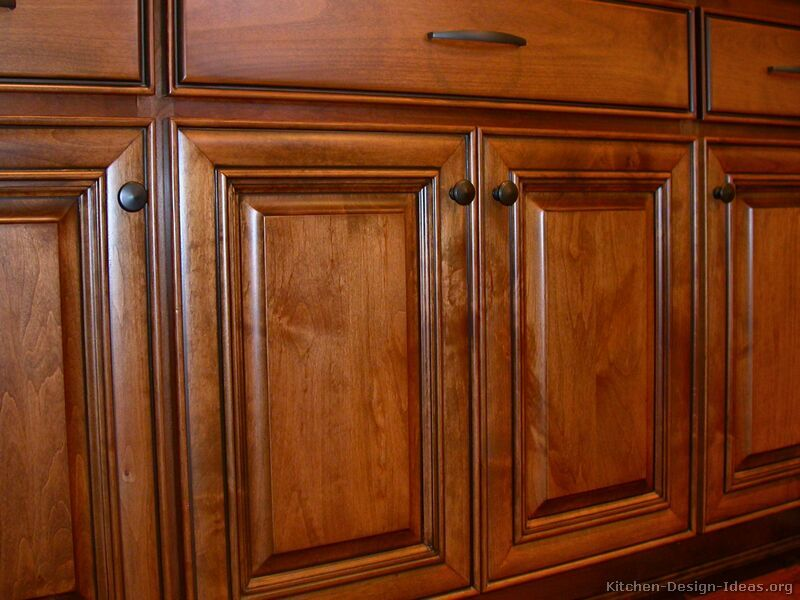 Traditional Medium Woodgolden Kitchen Cabinets #56 Kitchen New Wood Cabinet Kitchen Design Design Inspiration