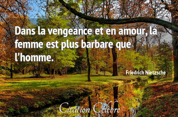 Citation Nietzsche Femme : Citation amour femme homme friedrich nietzsche phrase n
