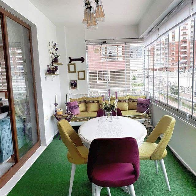 Balkon Tasarım Balkon Pinterest Balconies Kitchenette And Montessori Bedroom