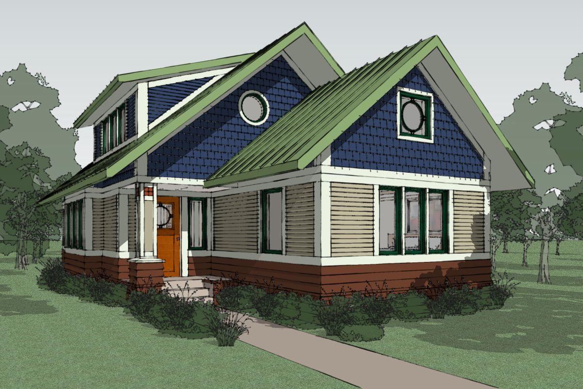 Plan 454 13 Houseplanscom Plan 454 13