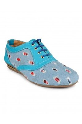 Turquoise Casual Shoes for Women #casualshoes #womensfootwear #womenshoes #turquoiseshoes #casualshoesonline #laceupshoes Shop here-  https://trendybharat.com/turquoise-casual-shoes-for-women-sl-1-firozi?search=womens%20shoes&page=7