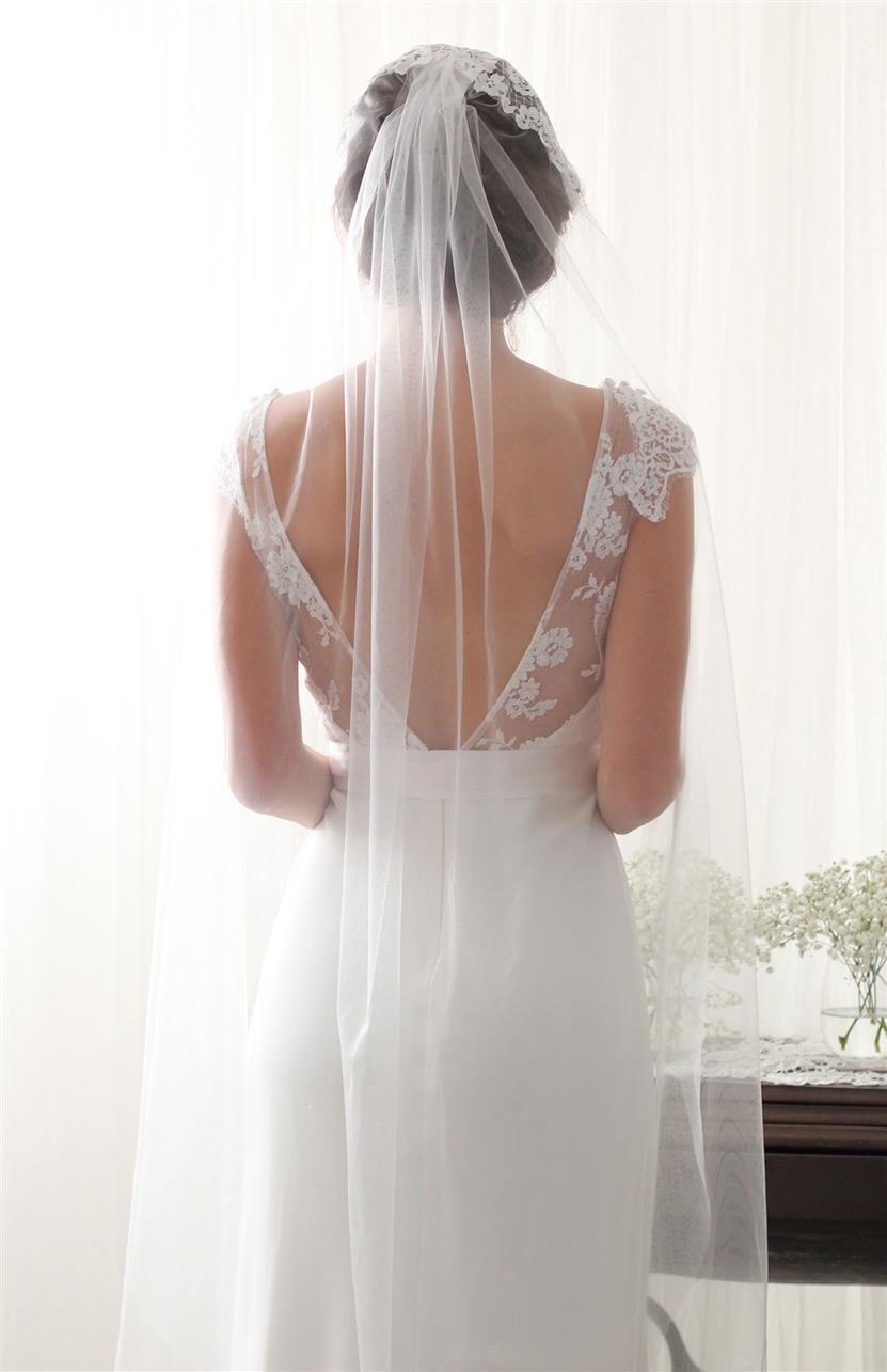 Elegant vintage wedding dresses from rose delilah