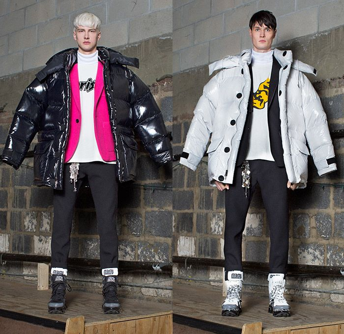 4a3167ce8fbf Marc by Marc Jacobs 2014-2015 Fall Autumn Winter Mens Lookbook Fashion  Collection - Rally