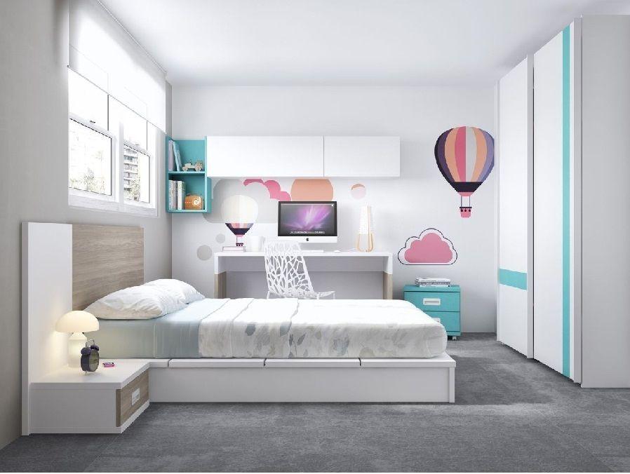 Dormitorio según feng shui Dormitorio adolescente Dormitorio