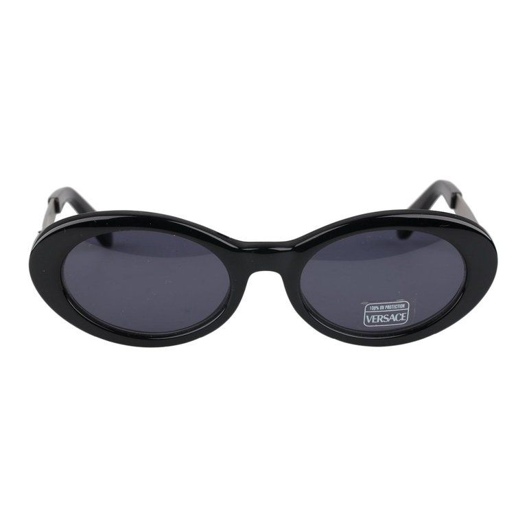 Gianni Versace Safety Pin Sunglasses Mod 427 Col 279 At: Gianni Versace Vintage Black Sunglasses Mod. 451g Col 852